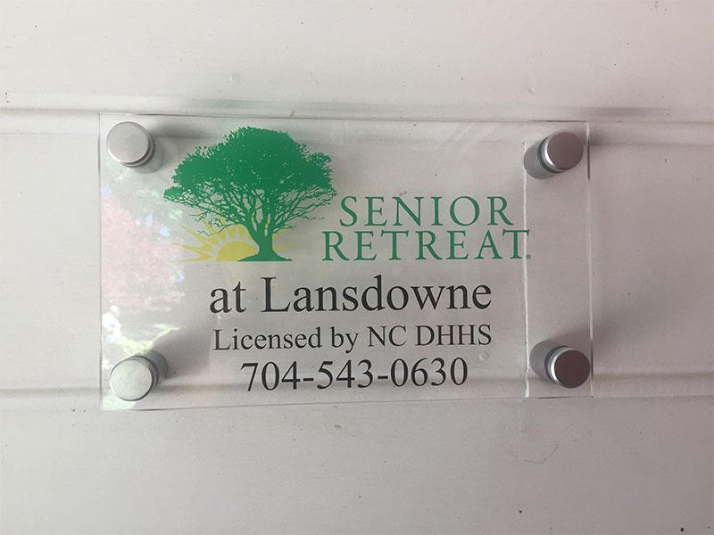 Landsdowne Sign