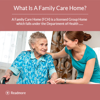 What is a Family Care Home